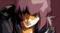 Major Motoko Kusanagi, Ghost in the Shell. Motoko Kusanagi, Ghost In The Shell, Cyberpunk, Shells, Sci Fi, My Arts, Geek Stuff, Animation, Cyborgs