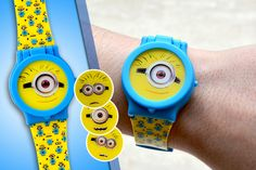 Despicable Me 'Minions' Watch £7.99