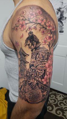 Japanese Forearm Tattoo, Japanese Warrior Tattoo, Japanese Tattoos For Men, Cool Forearm Tattoos, Traditional Japanese Tattoos, Japanese Sleeve Tattoos, Body Art Tattoos, Japanese Back Tattoo, Chinese Tattoos