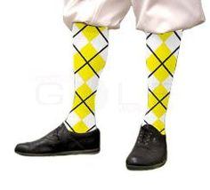 Argyle socks in tons of colors- perfect for groomsmen!