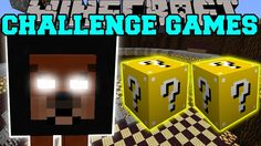 PopularMMOs with Jen| Minecraft: SCAR CHALLENGE GAMES | Lucky Block Mod ...
