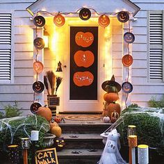 halloween decorating ideas - Decorating For Halloween On A Budget
