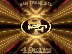 Nfl 49ers, Nfl Football, American Football, 49ers Cheerleaders, 49ers Nation, Volkswagen Logo, San Francisco 49ers, Breast Cancer Awareness, 4 Life