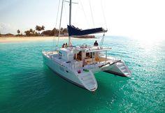A Festiva catamaran