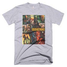 Deathstroke #1 - Short sleeve men's t-shirt