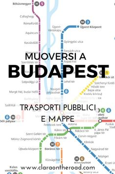 Moving around Budapest is pretty easy, and the public transport network in the city is really well organised. Europe Travel Tips, European Travel, Travel Guides, Travelling Europe, Budapest Travel Guide, Hungary Travel, Little Paris, Budapest Hungary, Budapest City