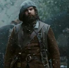 Murtagh, OUTLANDER