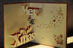 I am a Stampin' Up! Christmas Pops, Merry Christmas, Pop Up, Stampin Up, Paper Crafts, Creative, Cards, 3d, Google Search