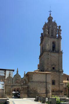 Church Los Arcos #Camino2015 july McG