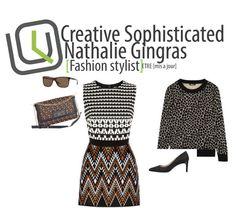 Nathalie Gingras Fashion stylist