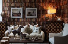 Library Multi wallpaper