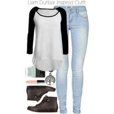 Teen Wolf - Liam Dunbar Inspired Outfit