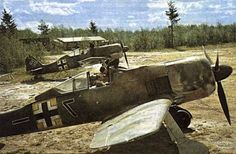 The Fw 190 was one of the most famous German World War 2 planes