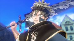 Black Clover Project Knights Announced for PS4 and PC by Bandai Namco; Coming West in 2018