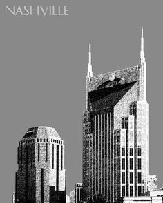 AT&T Batman Building, Nashville