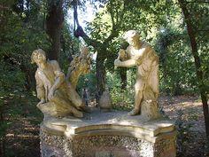 Jardines de Boboli de Florencia