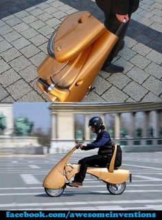 Awesome Portable Bike!