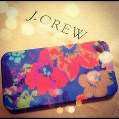 new #jcrew iPhone case!