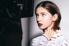 Jude Law's Daughter, Iris Law In New Burberry Campaign #Burberry, #IrisLaw, #JudeLaw, #Model, #SadieFrost celebrityinsider.org #Fashion #celebrityinsider #celebrities #celebrity #rumors #gossip