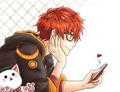 Image result for 707 mystic messenger sexy