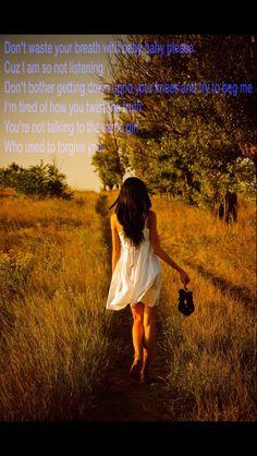 Long Gone - Lady Antebellum lyrics ❤️