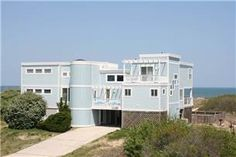 PiraSea Outer Banks Rentals | Whalehead Beach - Oceanfront OBX Vacation Rentals