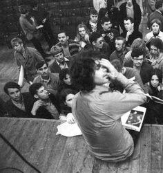Jim Morrison in Germany, 1968.