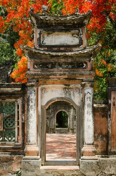 Hoa Lu, Ninh Binh Province,