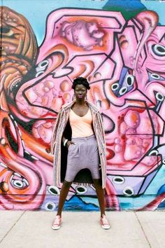 Vibrant Street Fashion Spreads - The CY Magazine Wonderwall Editorial Features an Authentic Air (GALLERY)
