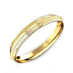 Elegant Gold Kada