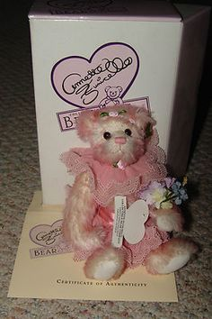 Smart Annette Funicello Collectible Bear Annette Funicello Bears