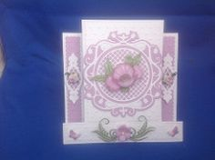 foto123 2 Marianne Design, Den, Decorative Boxes, September, Flowers, Royal Icing Flowers, Flower, Decorative Storage Boxes, Florals
