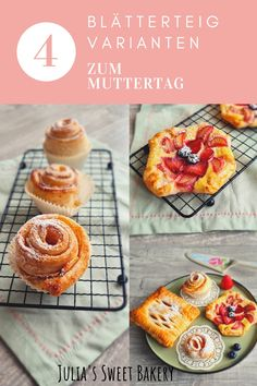 Delicious Recipes, Yummy Food, Sweet Bakery, Dessert, Muffin, Homemade, Cooking, Breakfast, Blog
