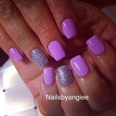 #acrylic#nail#design