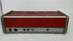 HOHNER ORGAPHON BASS röhrenverstärker TUBE AMP 60ER in Bayern - Augsburg | Musikinstrumente und Zubehör gebraucht kaufen | eBay Kleinanzeigen