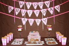 darling b-day party for dogs