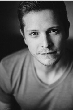 Photo Courtesy Nick Holmes...  Matt Czuchry  in black and white