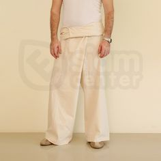 Thai Fisherman Wrap Pants OrganicBuy Cheap Yoga Pants. We ship worldwide. #yogapants #yoga #namaste