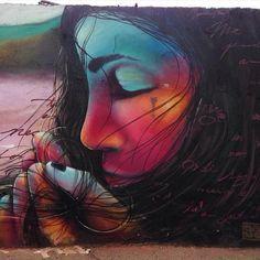 "Street Art on Twitter: ""Street Art • mantrarea #art #mural #graffiti #streetart https://t.co/akw4TkFfdm"" ♥≻★≺♥"