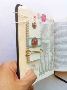 #journalingbible tags in Bible