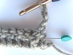Hekel Idees: Mandjieweef Steek / Basketweave Stitch Afrikaans, Basket Weaving, Crochet Patterns, Stitch, Crafts, Bag, Full Stop, Manualidades, Crochet Pattern