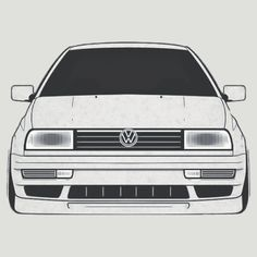 Golf Cart Discover Volkswagen Jetta III Front by Available as T-Shirts & Hoodies Stickers iPhone Cases Samsung Galaxy Cases Home Decors Tote Bags Pouches Prints Cards Kids Clothes iPad Cases Laptop Skins Drawstring Bags Laptop Sleeves and Stationeries Golf Mk3, Vw Golf 3, Toyota Tercel, Autos Toyota, Samsung Galaxy Cases, Iphone Cases, Vw Corrado, Car Vector, Gas Monkey