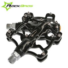 """Check out this product on Alibaba.com APP 2014 New RockBros 9/16"""" Aluminium Outdoor Sports BMX MTB Mountain Fixie Bike Bicycle Parts Cycling Cycle Platform Pedals,6Color"""