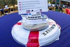 Nautical/Cruise Ship, The Love Boat Farewell Party Party Ideas | Photo 2 of 52 | Catch My Party