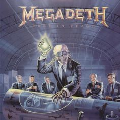 Check out Megadeth RUST IN PEACE (LTD) (OGV) (Vinyl) on @Merchbar