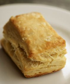 Nothing beats an oven fresh biscuit. Make it yourself, it is an easy recipe.