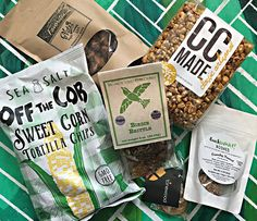 Snack Box from Eat Feed Love Subscription Box Review + Coupon- Jul 2016 - Read my review of the July 2016 Snack Box by Eat Feed Love save 50% off your first box!