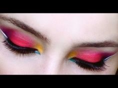 love the colors   Arabic Inspired Makeup