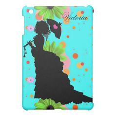 <3 Victorian Polka Dot Fancy iPad Mini Case <3 #ipadminis #victorian #vintage #ipadcases