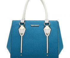 Shoespie Leather Candy Color Tote Handbag | spenditonthis.com